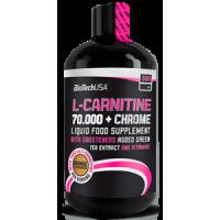 L-carnitine 70000 mg+Chrome Liquid (500мл)