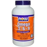 Omega 3-6-9 1000 мг (250капс)