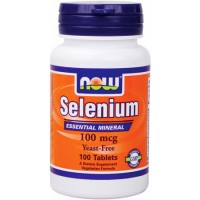 Selenium 100 mcg (100капс)