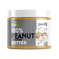 100% PEANUT + PROTEIN BUTTER (500г)